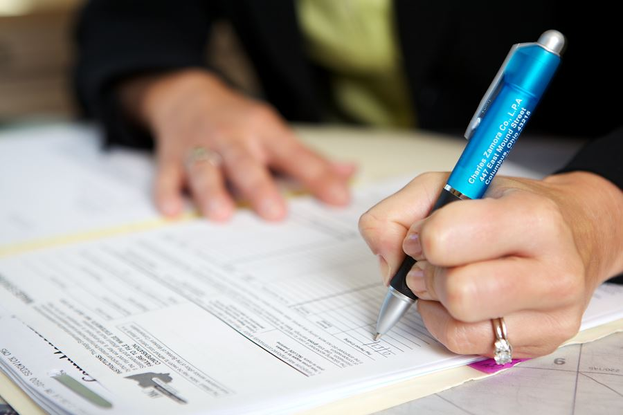 Pen to Paper  - workers' comp claims procedure